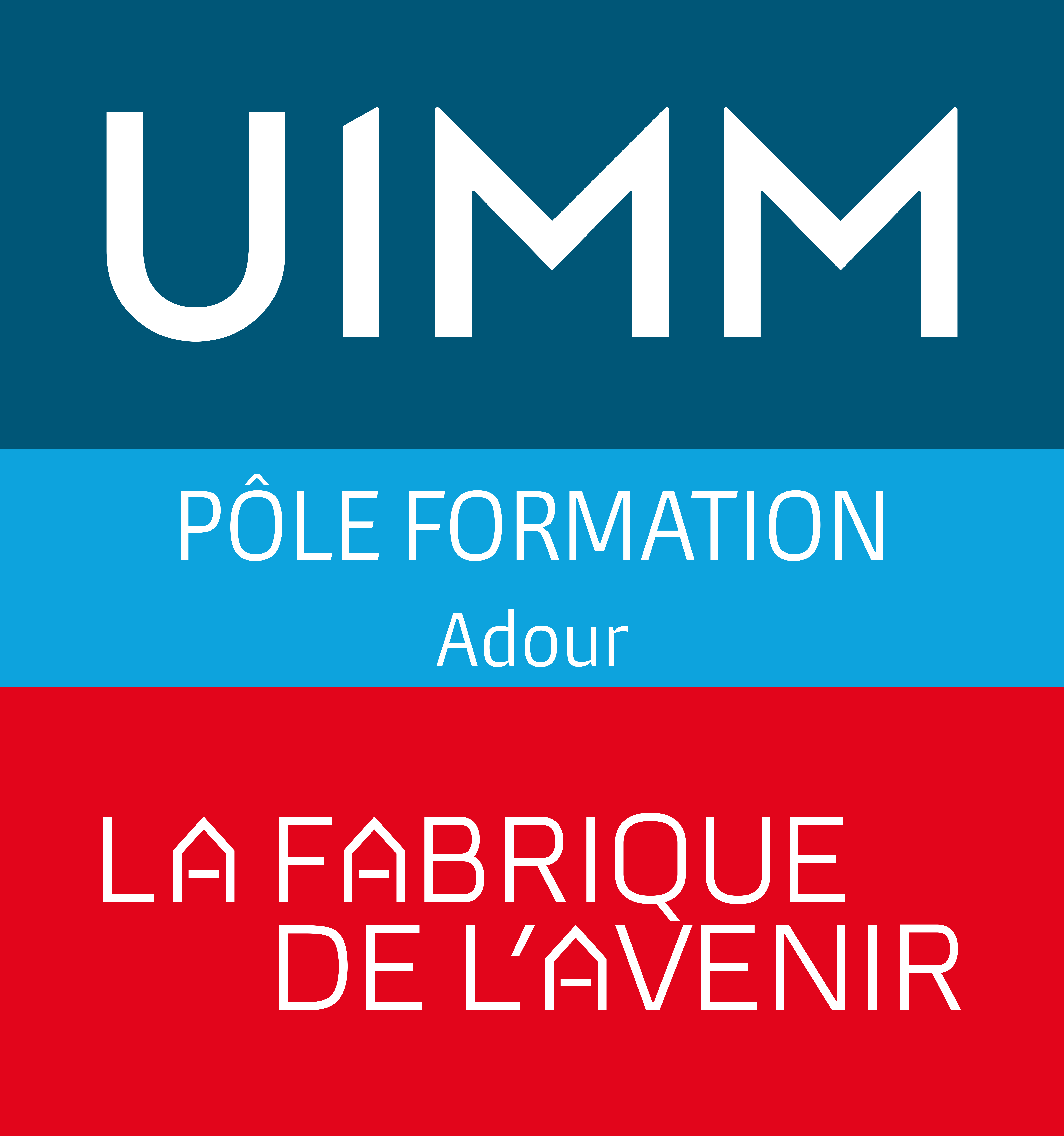 Logo Pole Formation Adour - UIMM